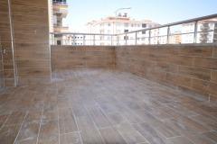 Hasan Ali Apartmanı - Balkon